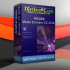 Adobe Media Encoder CC 2019 Free Download