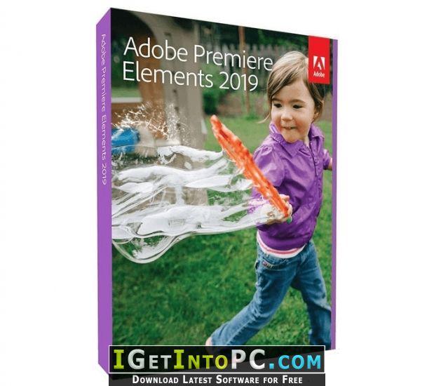 adobe premiere elements 2018 download