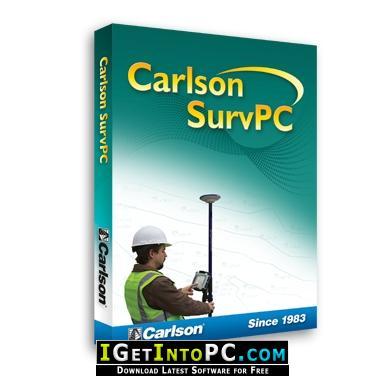 Carlson SurvPC 6 Free Download