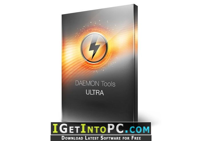 daemon tools ultra free download for pc