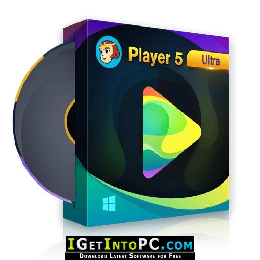 DVDFab Player Ultra 5 Free Download
