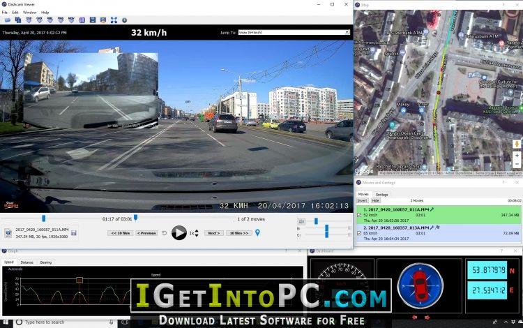 Dashcam Viewer Free Download