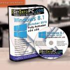 Download Windows 8.1 ISO October 2018