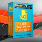 Foxit PhantomPDF 9 Business Free Download