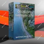 GEOSLOPE GeoStudio 2018 Free Download