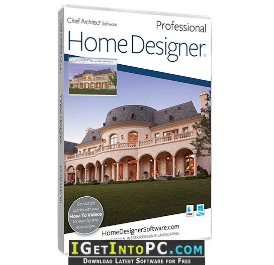 Home Designer Professional 2019 Free Download