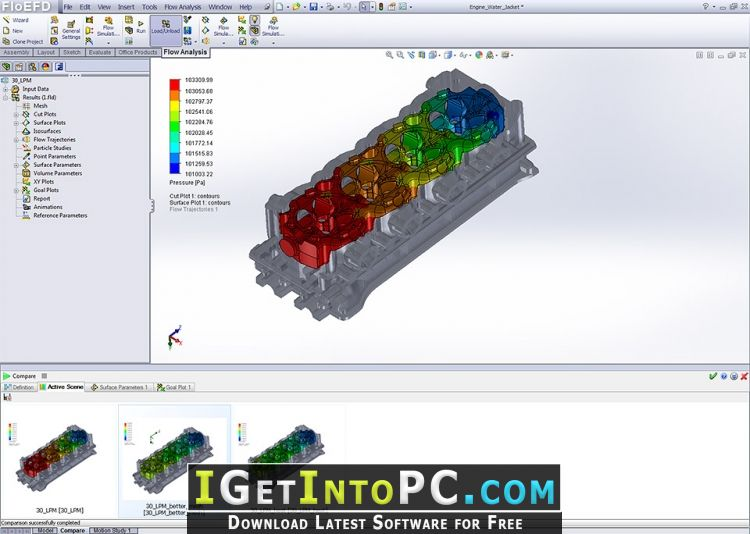 Mentor Graphics FloEFD 17 Free Download