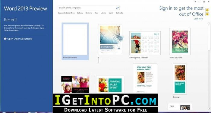 office 2013 software free download