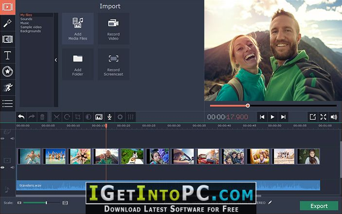 movavi video editing software free download full version for pc