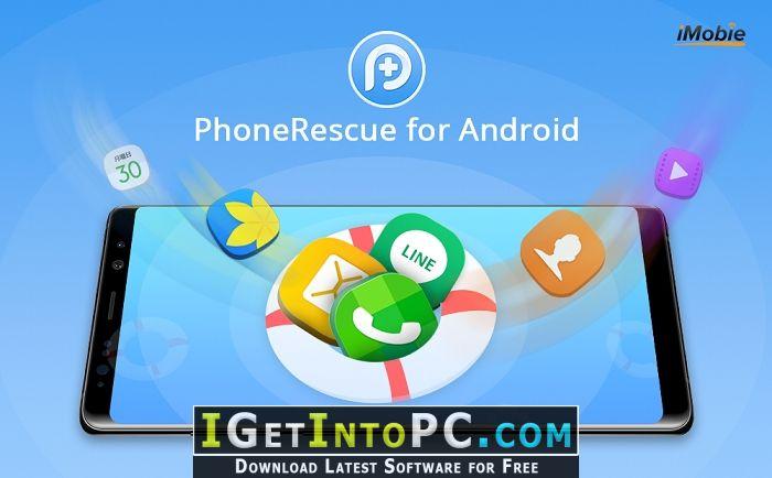 descargar phonerescue para android