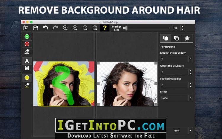 PhotoScissors 5 Windows and macOS Free Download