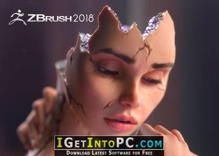 Pixologic ZBrush 2018 1 Windows and macOS Free Download