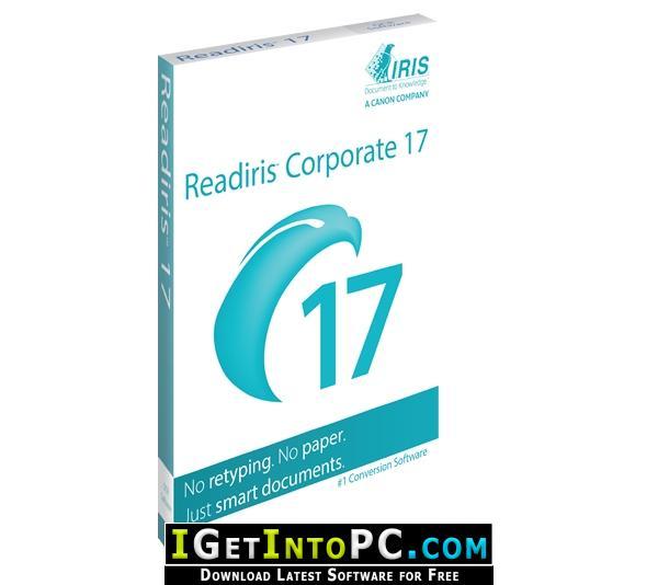 Download readiris pro 15.