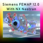 Siemens FEMAP 12 with NX Nastran Free Download