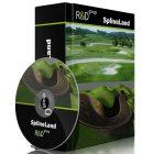 SplineLand for 3ds Max Free Download