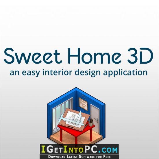 sweet home 3d 6 free download. Black Bedroom Furniture Sets. Home Design Ideas
