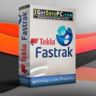 Tekla CSC Fastrak 2018 Free Download