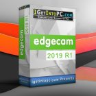 Vero Edgecam 2019 R1 Free Download with Part Modeler