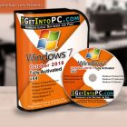 Windows 7 October 2018 x64 ISO Free Download