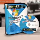 Windows 7 October 2018 x86 ISO Free Download