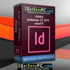 Adobe Indesign CC 2019 Free Download macOS