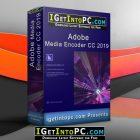 Adobe Media Encoder CC 2019 Portable Free Download