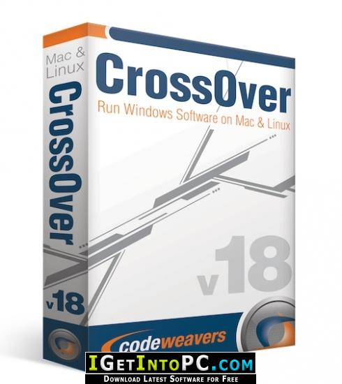 crossover software linux free download
