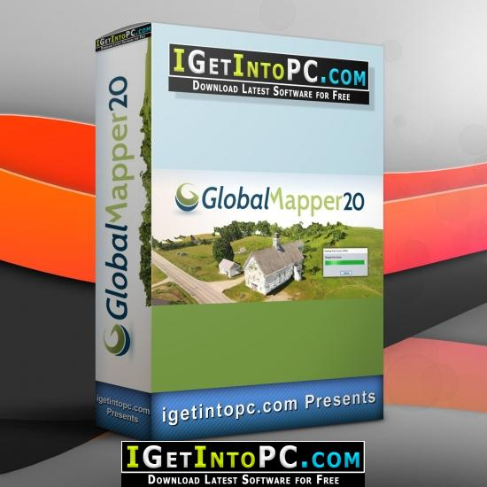 Global Mapper 20 Free Download