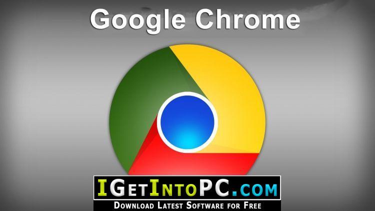 download latest google chrome standalone installer