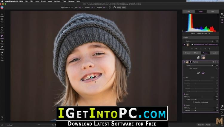ON1 Photo RAW 2019 Free Download Windows and MacOS
