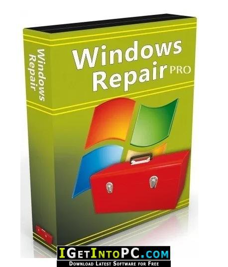 windows repair tool tweaking