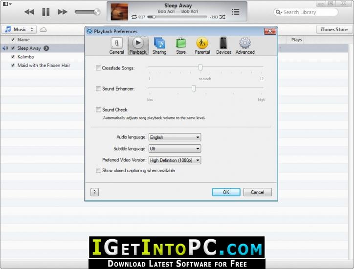 iTunes 12 9 1 4 Free Download