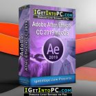 Adobe After Effects CC 2019 16.0.1 Free Download macOS