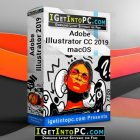 Adobe Illustrator CC 2019 23.0.1 Free Download macOS