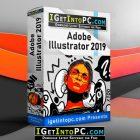Adobe Illustrator CC 2019 23.0.1.540 Free Download