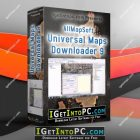 AllMapSoft Universal Maps Downloader 9.88 Free Download