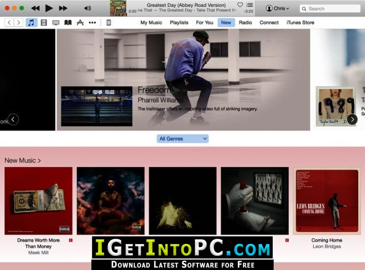 Apple iTunes 12 9 2 6 Free Download