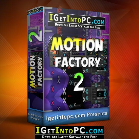 Motion Factory 2 40 After Effects and Premiere Pro Free Download for