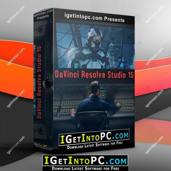DaVinci Resolve Studio 15 2 2 7 Free Download