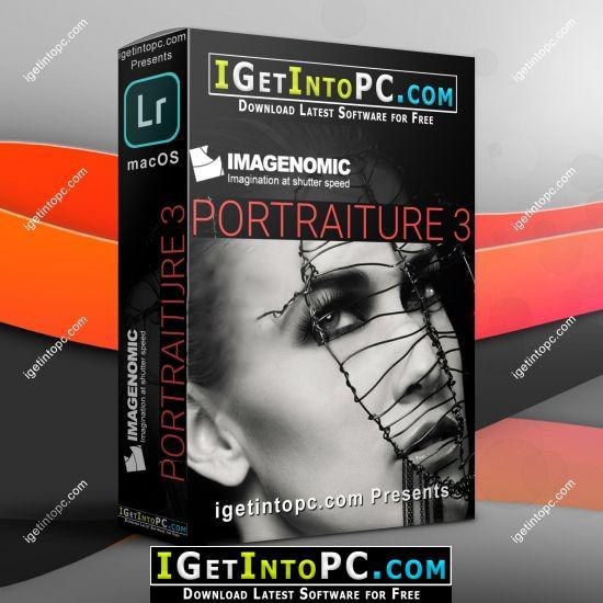 Imagenomic Portraiture for Photoshop and Lightroom Free Download
