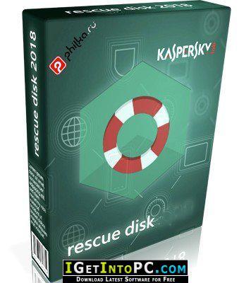 Kaspersky Rescue Disk 18.0.11 Build 2019 Free Download