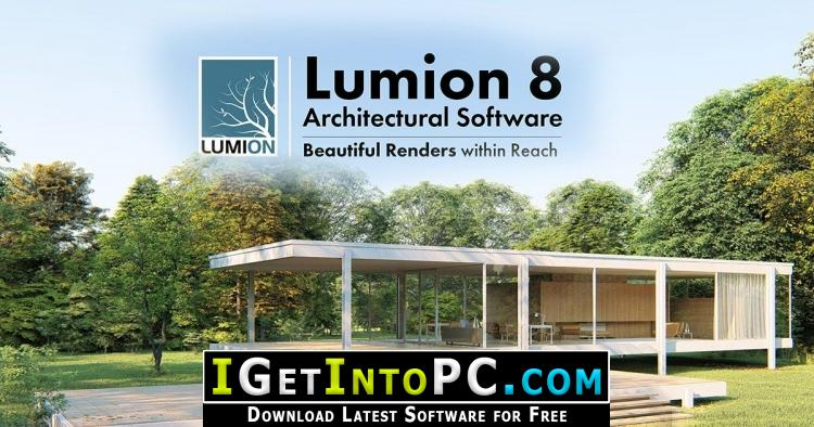 Lumion Pro 8 5 Free Download