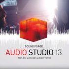 MAGIX Sound Forge Audio Studio 13 Free Download