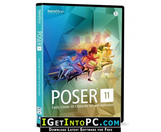 Smith Micro Poser Pro 11 1 1 35510 Free Download