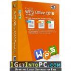 WPS Office 2016 Premium 10.2.0.7635 Free Download