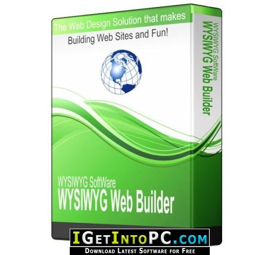 WYSIWYG Web Builder 14 3 1 Free Download