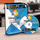 Windows 7 SP1 January 2019 Free Download