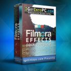 Wondershare Filmora 9 Complete Effects Pack Free Download