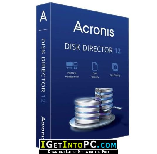 acronis disk director 12 free download full version