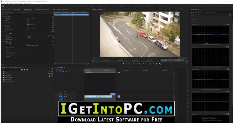 Adobe Premiere Pro CC 2019 13 0 3 9 Free Download